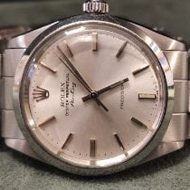 Rolex 6565 Acero 1957 Oyster Perpetual 34mm usados