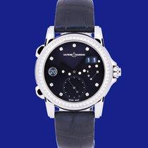 Ulysse Nardin Dual Time Acier 37.5mm Bleu