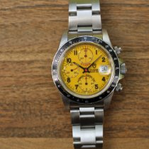 Tudor Tiger Prince Date Steel 40mm Yellow Arabic numerals United States of America, Florida, Windermere