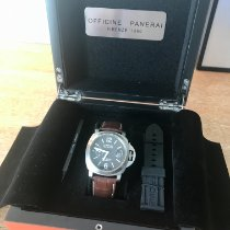 Panerai Luminor Marina Automatic Titane 44mm Brun Arabes France, PARIS