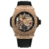 Hublot Big Bang Meca-10 Oro rosa 45mm