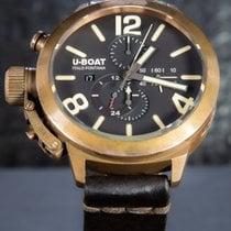 U-Boat Classico Brons 50mm Bruin Arabisch Nederland, 'S-Hertogenbosch