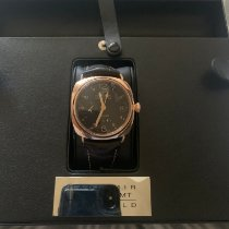 Panerai Rose gold Automatic Brown Arabic numerals 45mm pre-owned Special Editions