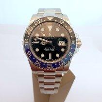 Rolex GMT-Master II 116710BLNR подержанные