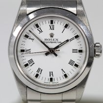 Rolex Oyster Perpetual 31 Steel 31mm White Roman numerals United States of America, Florida, Miami Beach