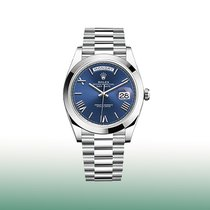 Rolex Day-Date 40 228206 New Platinum 40mm Automatic