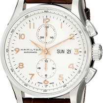 Hamilton Jazzmaster Maestro new Automatic Chronograph Watch with original box and original papers H32766513