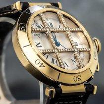 Cartier Or jaune 38mm Remontage automatique 1023 occasion