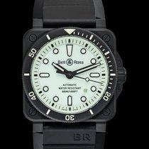 Bell & Ross BR 03 BR0392-D-C5-CE/SRB 2020 new