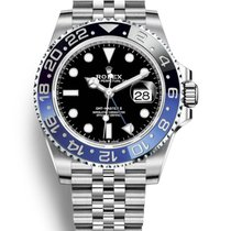 Rolex GMT-Master II Steel 40mm Black No numerals United States of America, Pennsylvania, Philadelphia