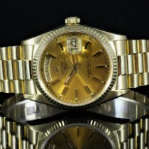 Rolex Day-Date 36 Or jaune 36mm Or Sans chiffres France, TOULOUSE