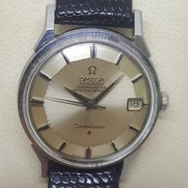 Omega Constellation Steel 34.5mm Silver No numerals
