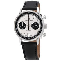 Hamilton Intra-Matic H38416711 New Steel 40mm Automatic