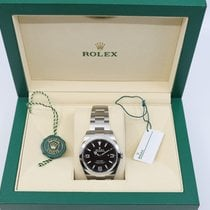 Rolex Explorer Steel 39mm Black Arabic numerals United States of America, Arizona, Tucson