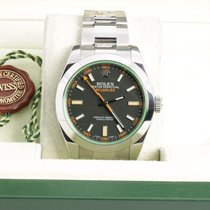 Rolex Milgauss Steel 40mm Black No numerals United States of America, Arizona, Tucson