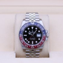 Rolex 126710BLRO Steel 2019 GMT-Master II 40mm pre-owned United States of America, Tennesse, Nashville