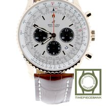 Breitling Navitimer 01 (46 MM) Or rouge 46mm Blanc