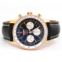 Breitling Navitimer 1 B01 Chronograph 43 Rose gold 43mm Black United States of America, Florida, Aventura