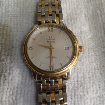 Omega De Ville Prestige 424.20.37.20.02.001 Very good Gold/Steel 36.8mm Automatic The Philippines, PasigCity
