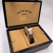 Franck Muller Rose gold 26mm Quartz 902 QZ pre-owned Singapore, singapore