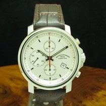 Mühle Glashütte 29er Chronograph Steel 42.4mm Silver