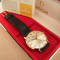 Omega Yellow gold 33mm Manual winding 131.041 pre-owned