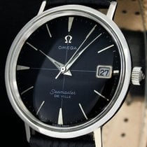 Omega Seamaster DeVille 136.020 Good Steel 34mm Manual winding
