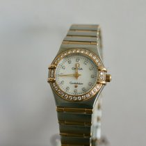 Omega Constellation 1267.75.00 Good Gold/Steel Quartz United Kingdom, WARRINGTON