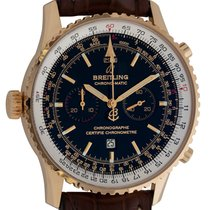 Breitling Chrono-Matic (submodel) Yellow gold 41mm