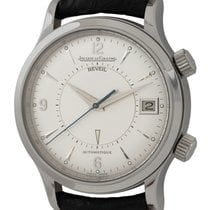Jaeger-LeCoultre Master Memovox Steel 40mm Silver Arabic numerals United States of America, Texas, Austin