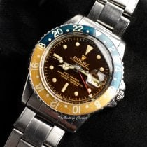 Rolex GMT-Master 1675 God Stål 40mm Automatisk