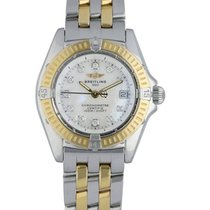 Breitling Callistino Steel 30mm Mother of pearl United States of America, New York, New York