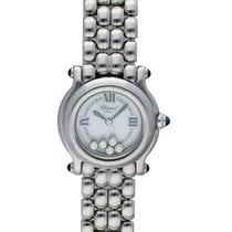 Chopard Happy Sport Steel 26mm White United States of America, New York, New York