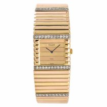 Van Cleef & Arpels Yellow gold 26mm Quartz pre-owned United States of America, New York, New York