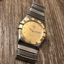 Omega Constellation Day-Date Staal 32mm Goud Romeins Nederland, Staphorst