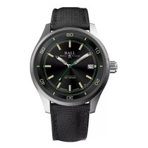 Ball Engineer II Magneto S Steel 42mm Black No numerals