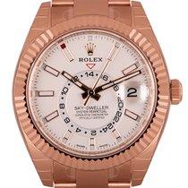 Rolex 326935 Or rose 2020 Sky-Dweller 42mm nouveau