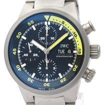 IWC Aquatimer Chronograph IW371903 pre-owned