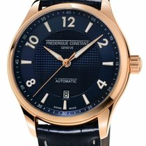 Frederique Constant Runabout Automatic Rose gold United States of America, New York, Monsey