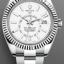 Rolex Sky-Dweller 326934 New Steel 42mm Automatic