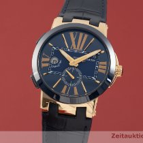 Ulysse Nardin Executive Dual Time 43mm Bleu
