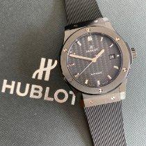 Hublot Classic Fusion 45, 42, 38, 33 mm Céramique 42mm Noir Sans chiffres