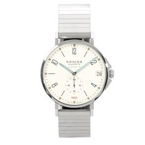 NOMOS Tangente Neomatik Steel 42mm Silver United States of America, Minnesota, Minneapolis