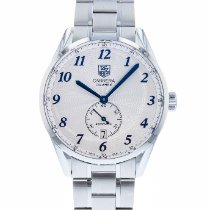 TAG Heuer Carrera Calibre 6 Steel 39mm Silver United States of America, Georgia, Atlanta
