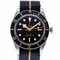 Tudor 79030 Steel 2010 Black Bay Fifty-Eight 39mm pre-owned United States of America, Georgia, Atlanta