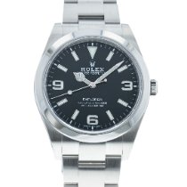 Rolex Explorer Steel 39mm Black United States of America, Georgia, Atlanta