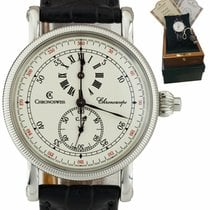 Chronoswiss Steel 38mm Automatic CH1523 pre-owned United States of America, New York, Massapequa Park
