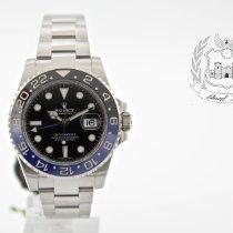 Rolex GMT-Master II 116710BLNR 2017 подержанные