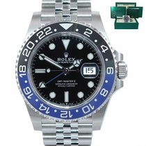 Rolex GMT-Master Steel 40mm Black United States of America, New York, Huntington