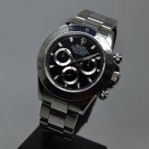 Rolex Daytona Ατσάλι 40mm Μαύρο Xωρίς ψηφία Ελλάδα, Athens